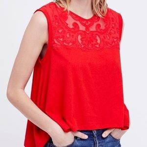 Free People Meant to Be Swing Top